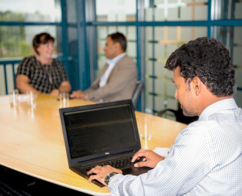 IT testing services, Affluent